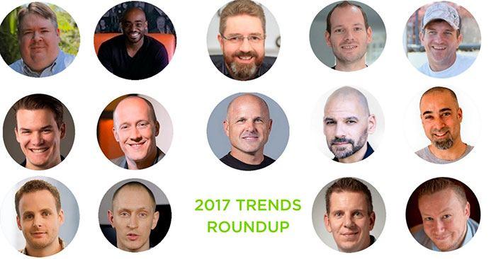 Online Marketing Trends for 2017