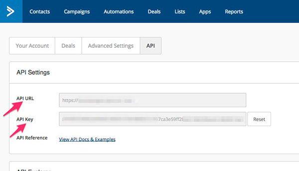 ActiveCampaign_API_Keys