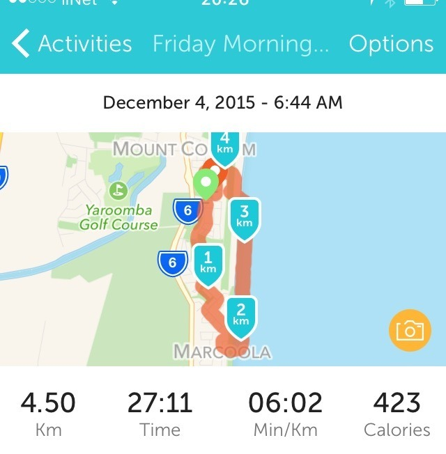 December Run