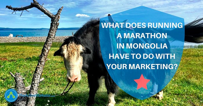 Marathon marketing