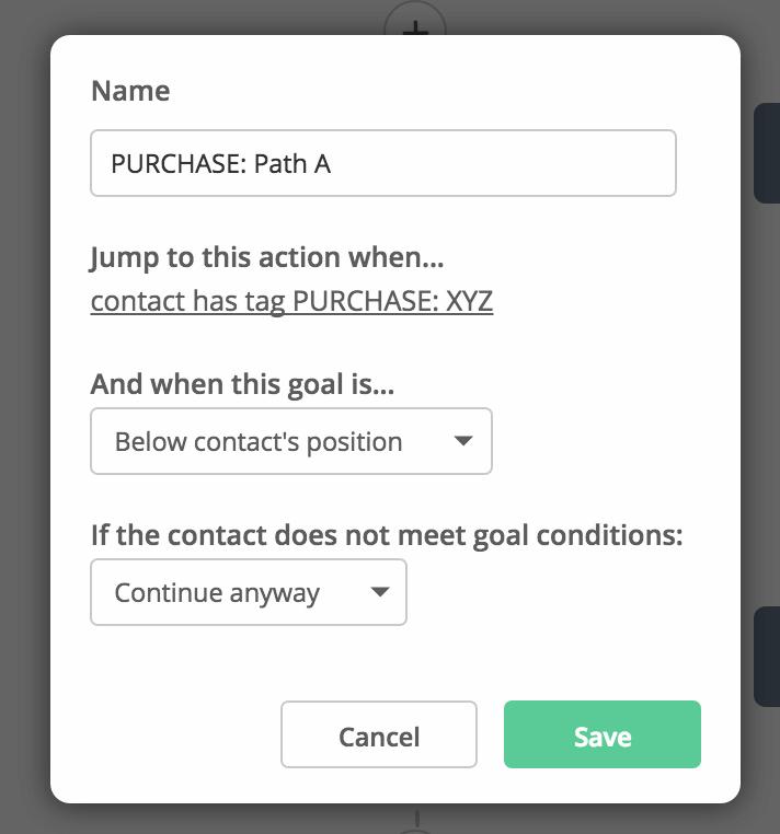 Goal A