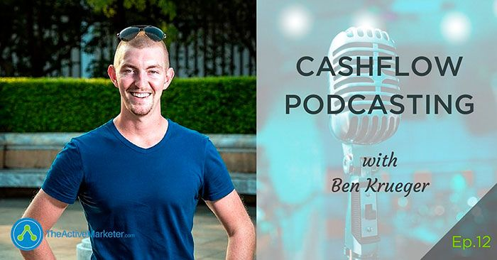 Cashflow Podcasting Funnel Barry Moore