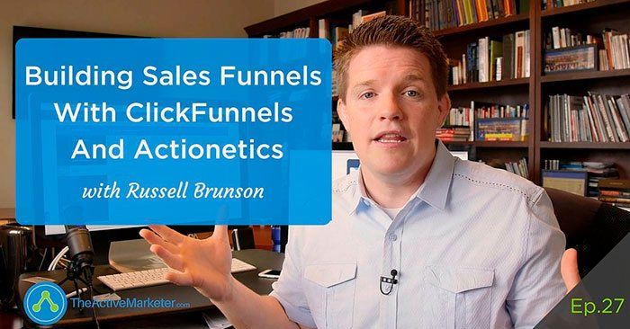 Russell Brunson Barry Moore ClickFunnels Actionetics