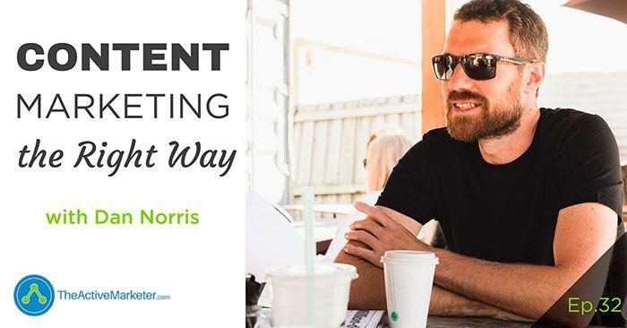 Dan Norris Content Marketing ActiveCampaign