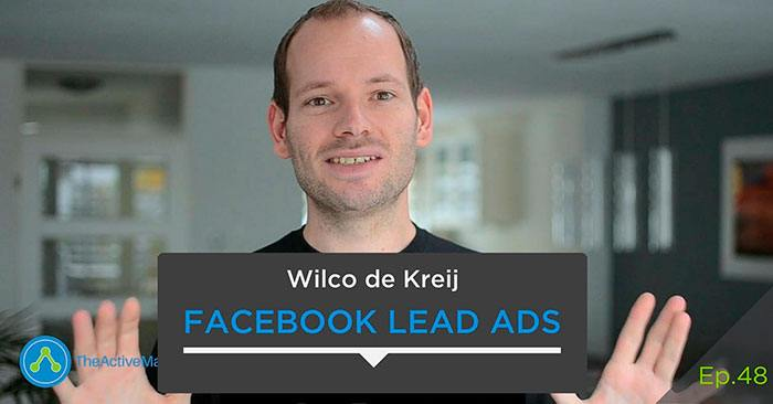 ActiveCampaign Facebook Lead Ads Barry Moore - Wilco de Kreij