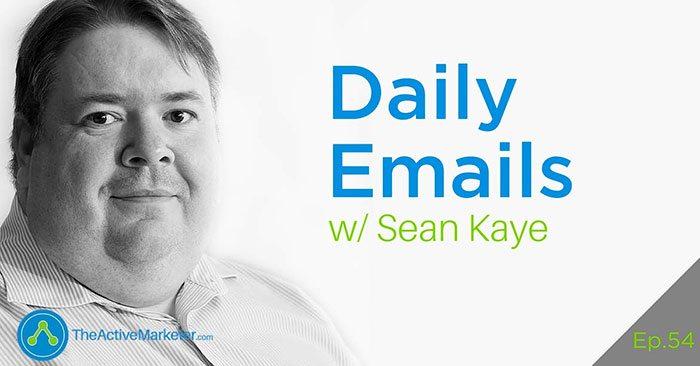 Episode 54 - Sean Kaye