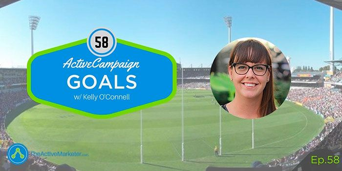 TAM058 Goals Feature In ActiveCampaign