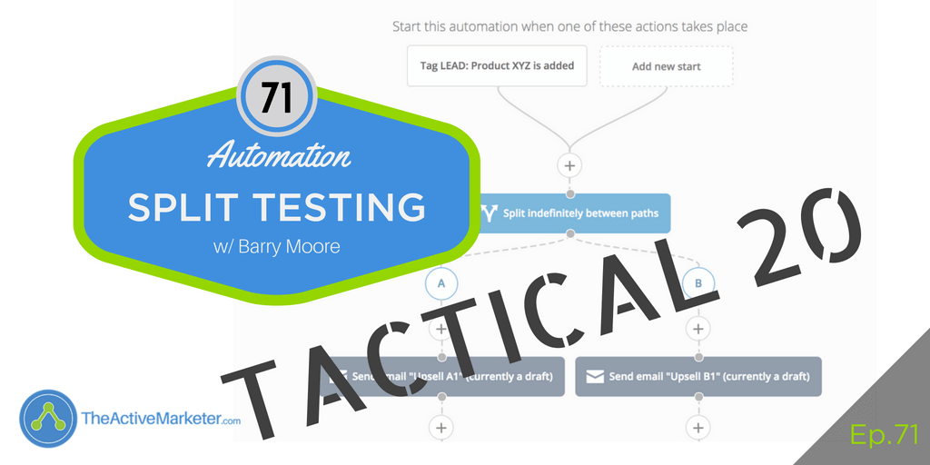 Automation Split Testing with ActiveCampaign