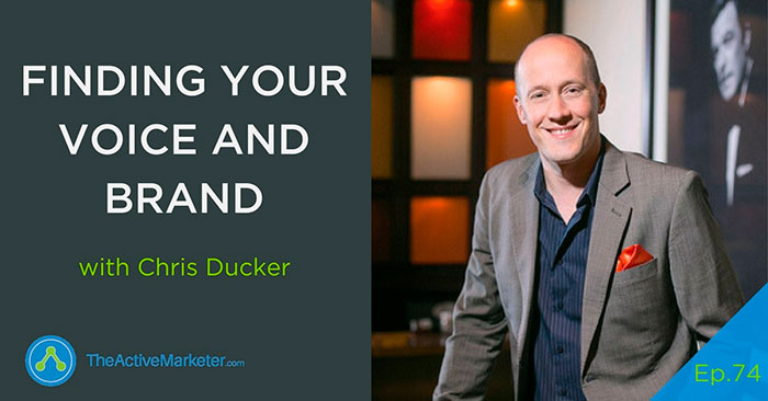 Chris Ducker - The Active Marketer Podcast
